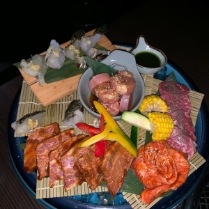 SURF AND TURF SELECTIONS ( TIERRA Y MAR )