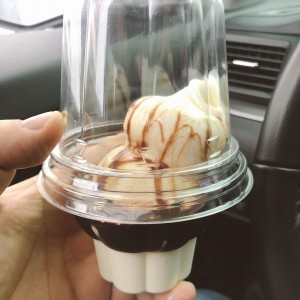 Sundae de Chocolate