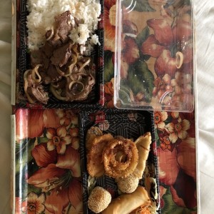 Bento Box - Yakimeshi Set