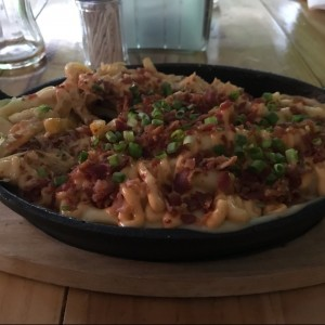 Entrada - Bacon cheese fries