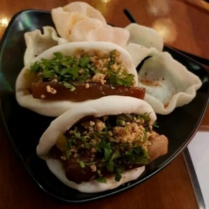 BAO - PORK BELLY BAO
