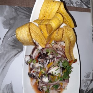 Ceviches - Mariscos