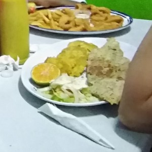 Filete al anillo 12$