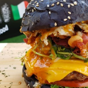 latigazo Burger
