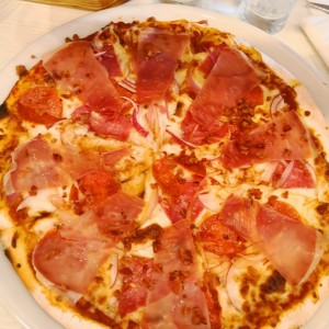 pizza 4 carnes