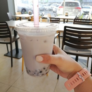 Bubble Tea de Taro