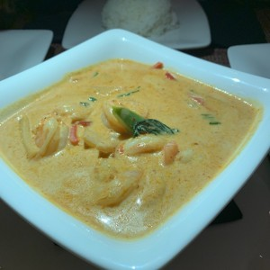 CURRY - RED CURRY