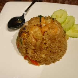 FRIED RICE - CHILLI FRIED RICE