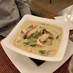 CURRY - GREEN CURRY