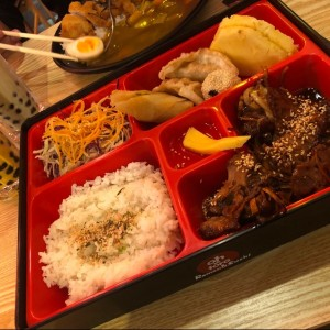 Korean Bento Box!