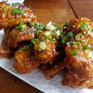 SPICY HONEY WINGS (8 @ 10 unidades)