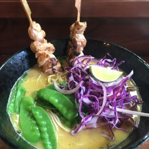 chicken curry  ramen del mes