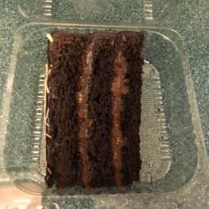 Pastry - Double Chocolate Brownie