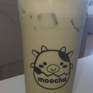 Bubble Tea de Matcha