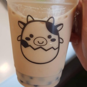 Black Moo Milk (Bubble Tea)