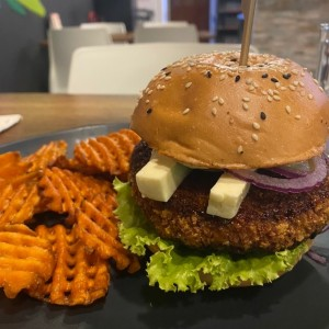 Signature Burgers - Magic Veggie Burger