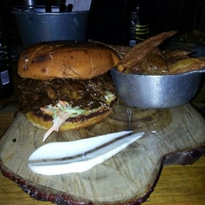 Plato Fuerte - Sloppy Joe