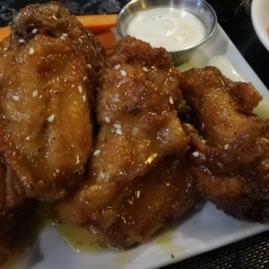 whisky wings