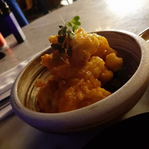 SMALL PLATES - Spicy Rock Shrimp