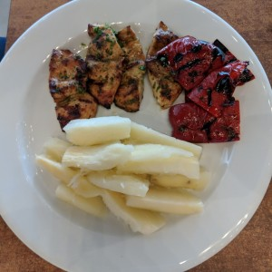 Brocheta de Pollo