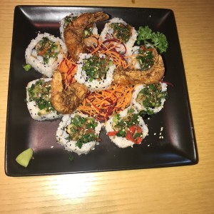 spicy Ebi Roll