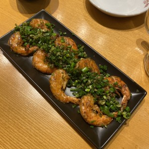 Entradas - Spicy Fried Ebi
