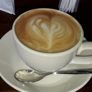 capuchino cafe Caturra