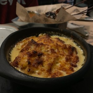 Mac & Cheese con bacon