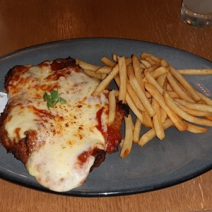 Promociones - Chicken Monster Parmiggiana