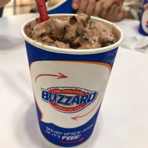 blizzard chocolate xtreme
