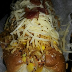 Hot Dog El Macho