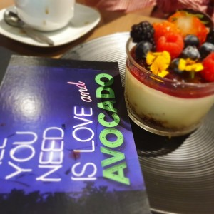 cheesecake de avocado