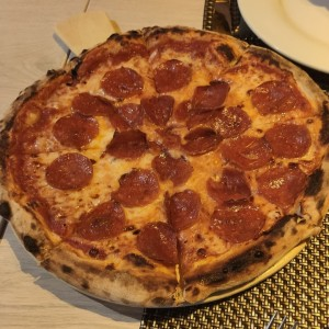 Pizza Pepperoni Americano