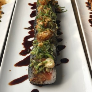 sweet and spicy roll