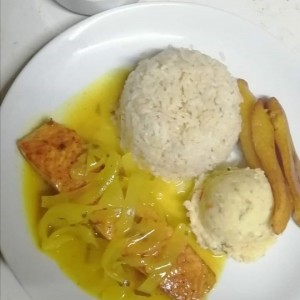 Salmon Caribeño