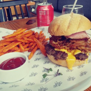 Burger Signature - La Villana