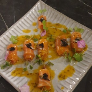 To Share - King Salmon Tiradito