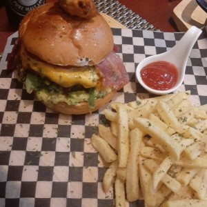 the shotgun burger