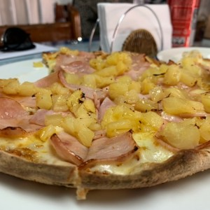 pizza hawaiiana