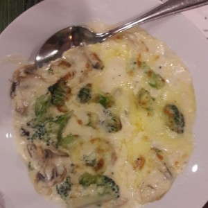 Broccoli Gratinado