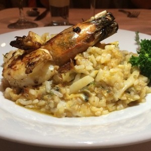 Risotto Don Joaquín