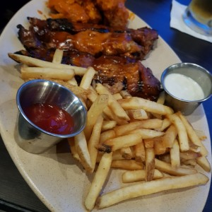 wings and ribs