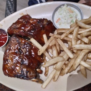The Original Baby Back Ribs Half Rack