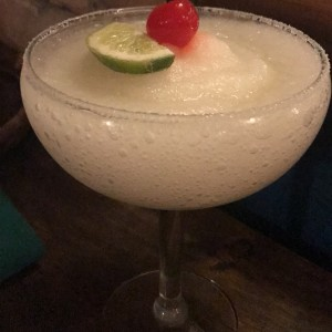 margarita frozen limon