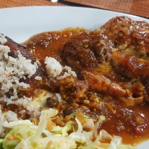 Filete de Pollo Jerk Picante!