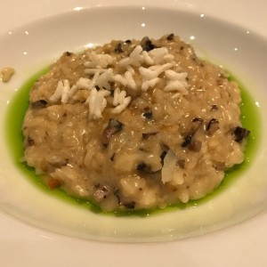 Arroces - Risotto Dr. Mendoza