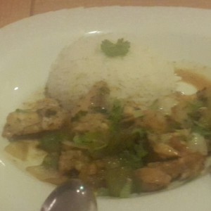 Lemon grass chicken *