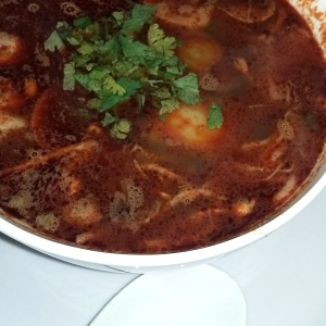Tom Yum Pollo