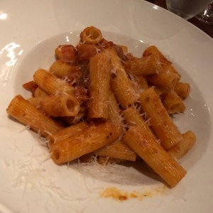 Rigatoni All?matriciana