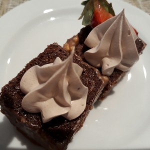 Brownie cocante